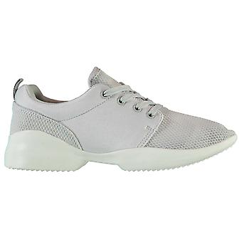 Only Womens Scorea Trainers Runners Lace Up Shoes Lightweight Textile