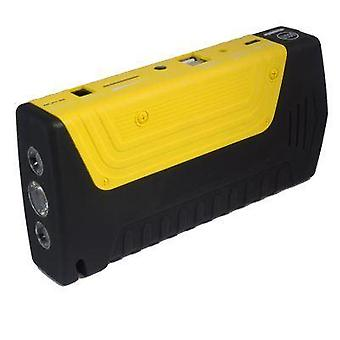 Car / Motorbike Jump Starter 9000mah & Portable Powerbank For Iphone/smartphone/tablets With Emergency Led Torch + Tool Kit
