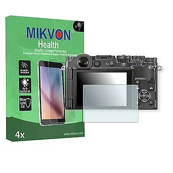 Olympus PEN-F Screen Protector - Mikvon Health (Retail Package with accessories)