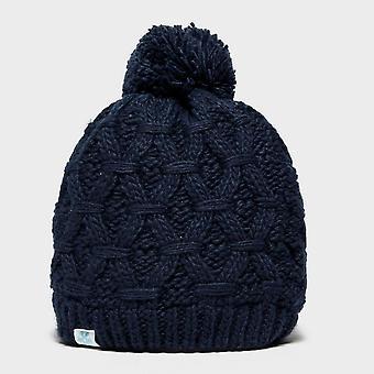 Peter Storm Women's Sapphire Bobble Hat Navy