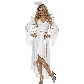 Angel Costume - Adult, UK Dress 16-18