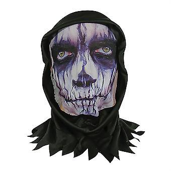 Skin Mask W/Hood Stitches