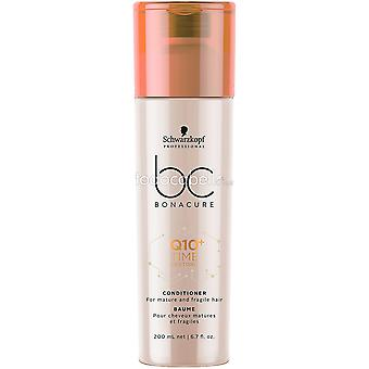Schwarzkopf BC Q10 + TR Conditioner 200ml