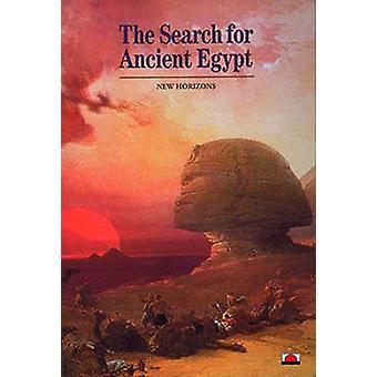 Het zoeken naar oude Egypte door Jean Vercoutter - Ruth Sharman - 9780