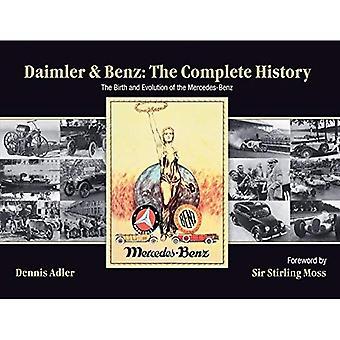 Daimler et Benz: l'histoire complète - la naissance et l'évolution de la Mercedes-Benz