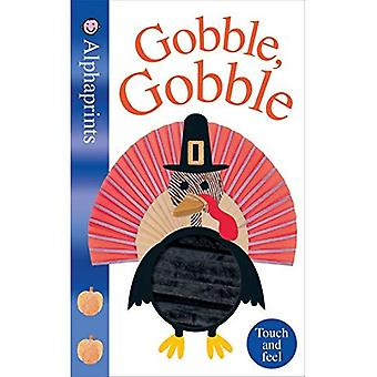 Alphaprints: Gobble Gobble