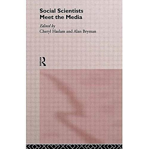 Social Scientists Meet the Media
