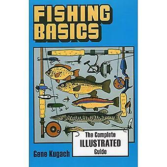 Noções básicas de pesca: O guia completo, ilustrado