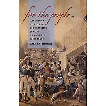 Kansan: American kansanliikkeiden vallankumous 1850