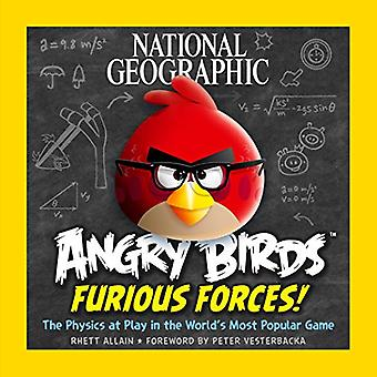 National Geographic Angry Birds Forces furieux !