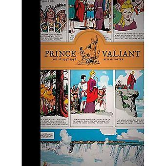 Prince Valiant Vol. 6: 1947-1948 (Prince Valiant