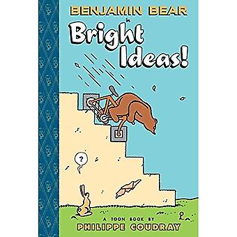Benjamin Bear in Bright Ideas! (Toon Books Set 3)