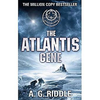 Atlantis genet (Atlantis trilogien)