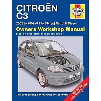 Citroen C3 Service and Repair Manual