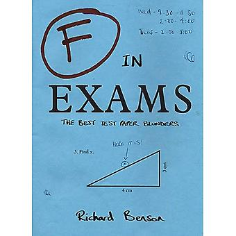 F in Exams: The Funniest Test Paper Blunders (Humour)