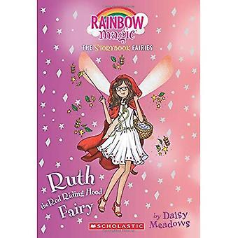 Ruth de Red Riding Hood fee (Storybook feeën)