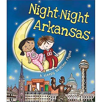 Night-Night Arkansas [Board book]