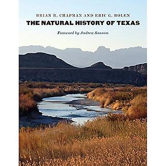 L'histoire naturelle du Texas (série intégrative histoire naturelle)