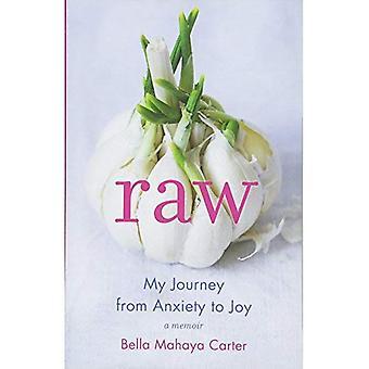 Raw: My Journey from Anxiety to Joy