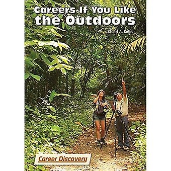 Careers If You Like the Outdoors