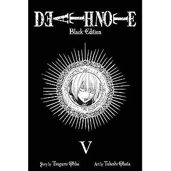 Death Note preto edição 5