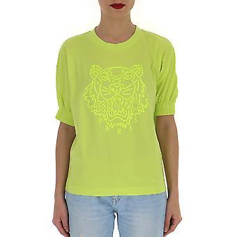 Kenzo gelb Baumwolle T-shirt
