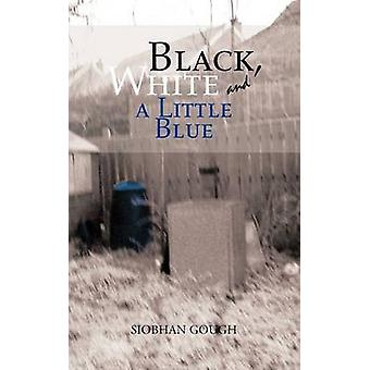 Black White and a Little Blue by Gough & Siobhan