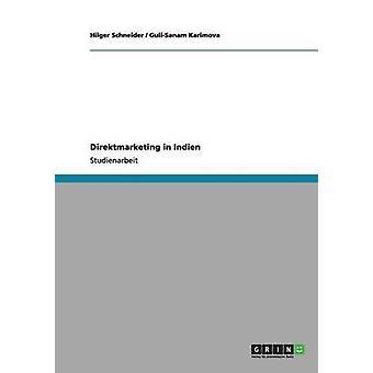 Direktmarketing in Indien by Schneider & Hilger