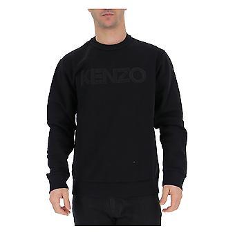 Kenzo schwarz Baumwolle Pullover