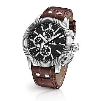 TW Steel Ceo Adesso Ce7005 Chronograph Watch 45 mm