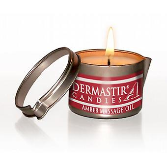 Dermastir Massage Candle Oil - Amber 150g