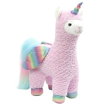 Llamacorn with Wings Large Plush Toy