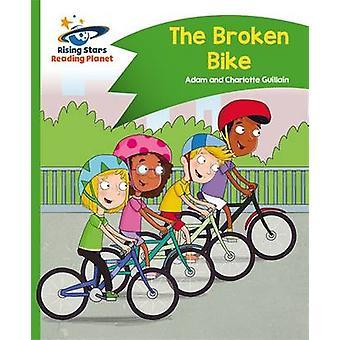 Reading Planet - The Broken Bike - Green - Comet Street Kids by Adam G