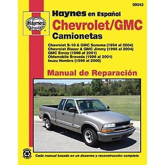 Chevrolet S-10 Automotive Repair Manual by Rob Maddox - 9781563928581