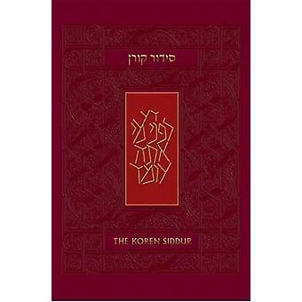 Sacks Siddur - Sepharad Compact by Rabbi Jonathan Sacks - 97896530133