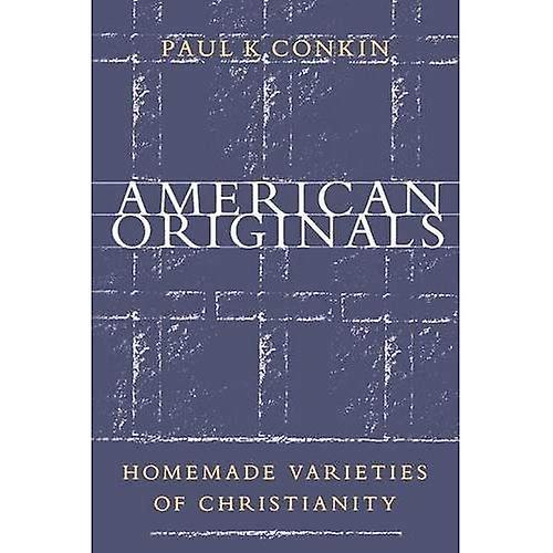 American Originals  Homemade Variecravates of Christianity