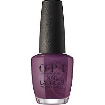 OPI Nail lacquer, Schotland collectie, jongens worden Thistle-ING bij me, 0,5 FL. oz