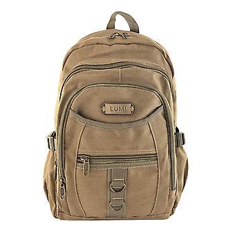 Textil/tyg ryggsäck - Flera färger