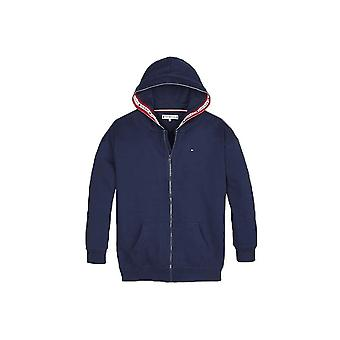 Tommy Hilfiger Girls Tommy Hilfiger Navy Zip-up Hoody