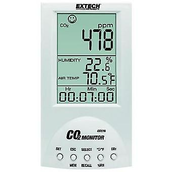 Extech AIR QUALITY MONITOR, DESKTOP INDOOR gas analyzer