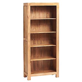 Phoenix Light Mango Large Open Bookcase