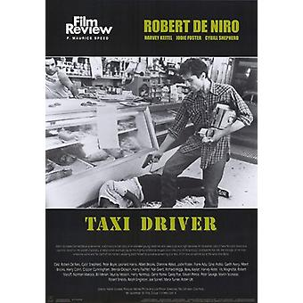 Taxi Driver-Film-Poster (11 x 17)