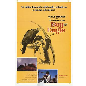 Legend of the Boy and the Eagle Movie Poster (11 x 17)