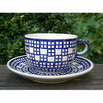 Cup with saucer - ceramic dinnerware - traditional 64 - tea & coffee - BSN 62395
