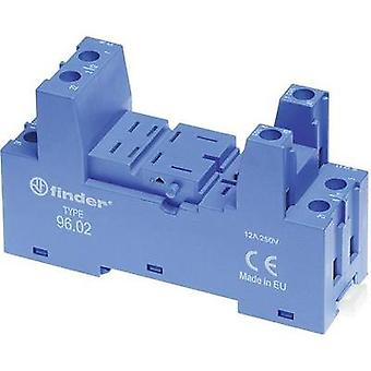 Relay socket 1 pc(s) Finder 96.02 Compatible with series: Finder 56 series