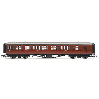Hornby RailRoad BR Hawksworth 1st/3rd Brake Coach - post 1956