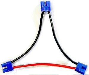 Series EC3 Battery Harness