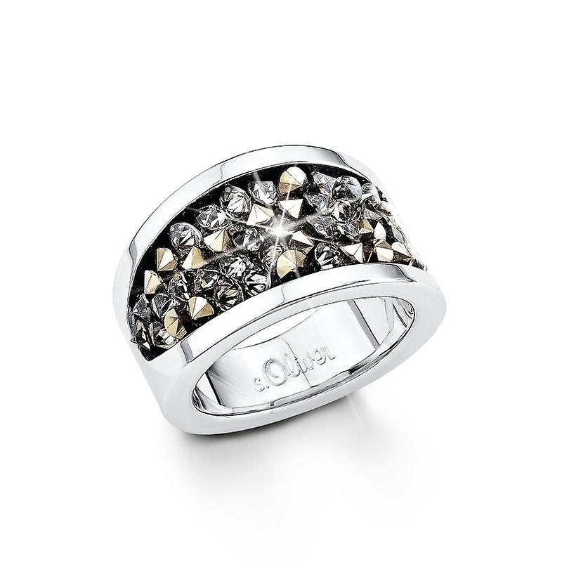 s.Oliver Jewel Ladies Ring stainless steel SO899