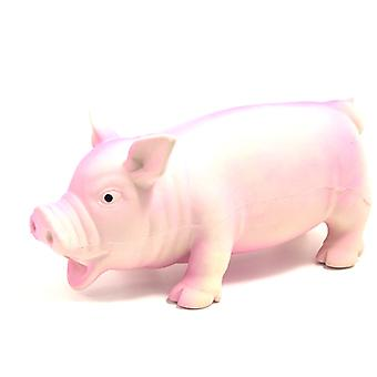 Latex Oinking cochon Lge (Pack de 3)