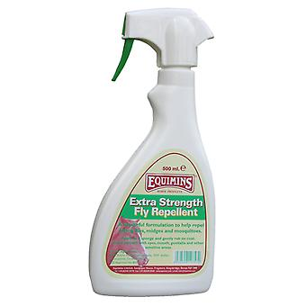Equimins Fly Repellent Extra Strength 500ml Trigger